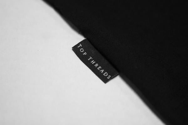 Logo Crew Neck- Black
