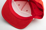 Bone Head Surf Cap - Red