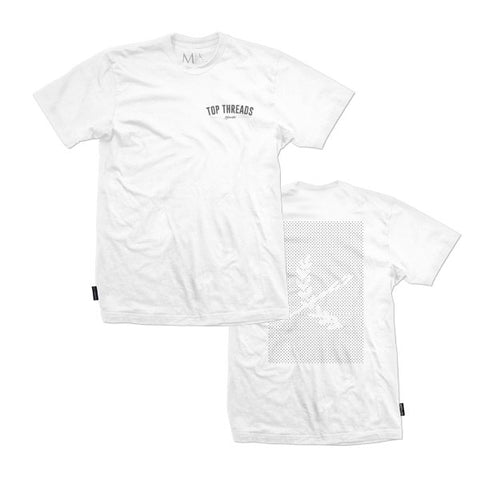 Deception Tee - White