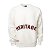 Heritage Heavyweight Crew - Natural