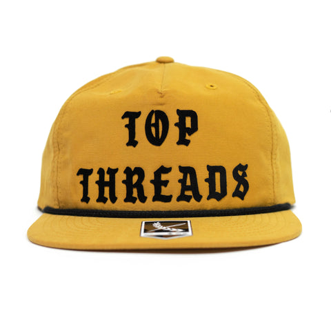 Active Snapback - Gold