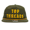 Active Snapback - Olive