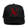 Imperial Classic Cap - Black/Red