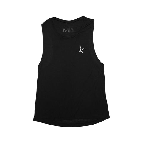 Imperial Cutoff Tank- Black
