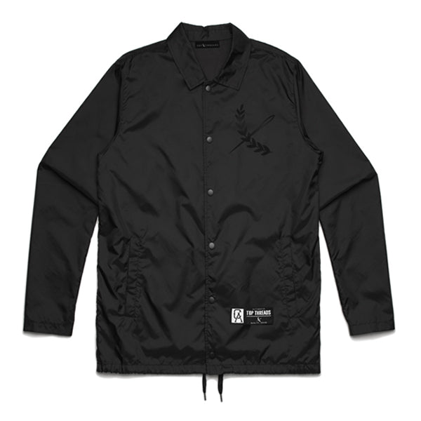 Imperial Coach Jacket Black Topthreads