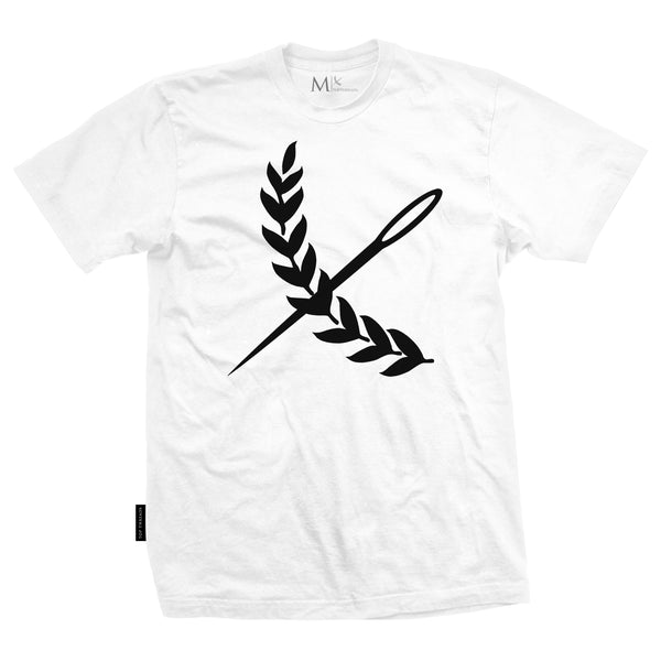 Oversized Imperial Tee - White