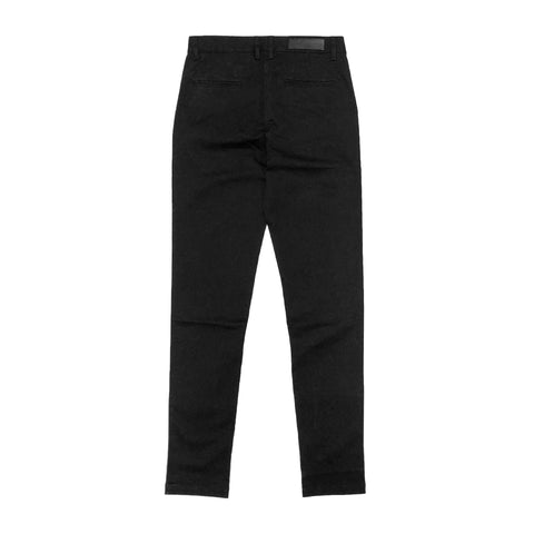Womens Chinos - Black