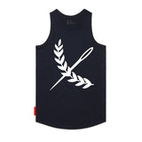 Oversized Imperial Tank- Navy