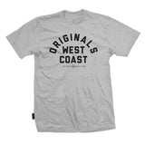 Original Tee- Heather Grey
