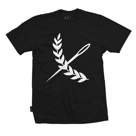 Oversized Imperial Tee - Black