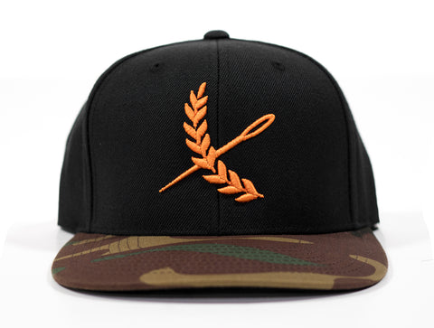 Imperial - Orange/Black/Camo
