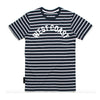 West Coast Tee - Navy / White