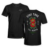 STAY TRUE TIL DEATH TEE - La Raza