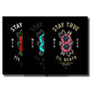 Stay True - 3 Poster Bundle