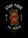 Stay True Poster - La Raza