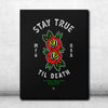 Stay True Canvas - La Raza