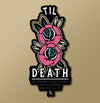 Til Death Sticker - Pink