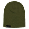 Underrated Skullcap Beanie - Army
