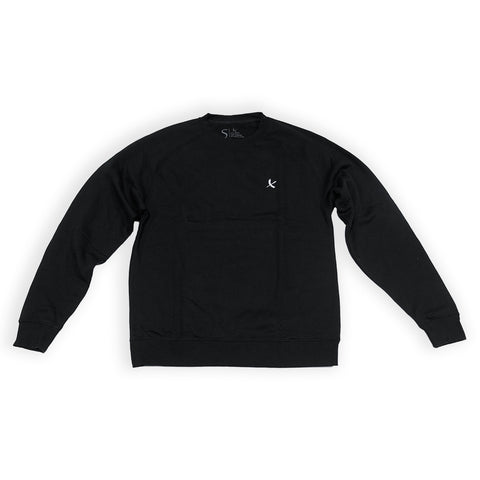 Imperial Crew Neck- Black