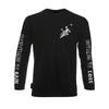 Dagger Long Sleeve- Black