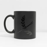 12 oz Imperial Mug -Matte Black