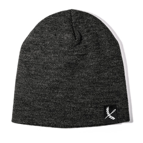 Imperial Beanie- Charcoal