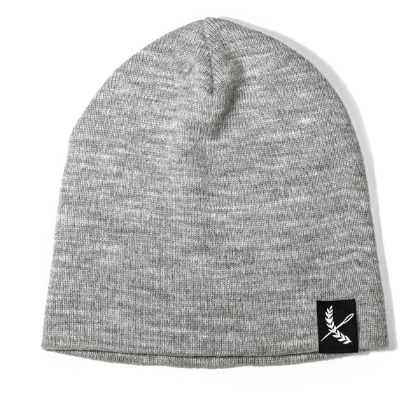 Imperial Beanie- Heather Grey