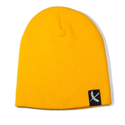 Imperial Beanie- Gold
