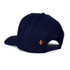 No Hand Outs Cap - Navy/Coral