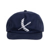 Imperial Strap-back Hat- Navy