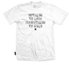 Nothing to Lose Tee - White