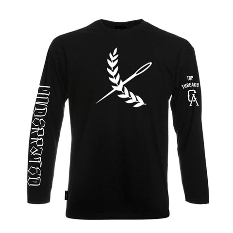 Underrated Long Sleeve- Black