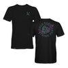 Hold Fast Tee - Black / Purple