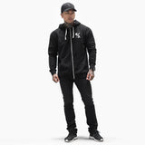 Cut The BS Zip up - Black