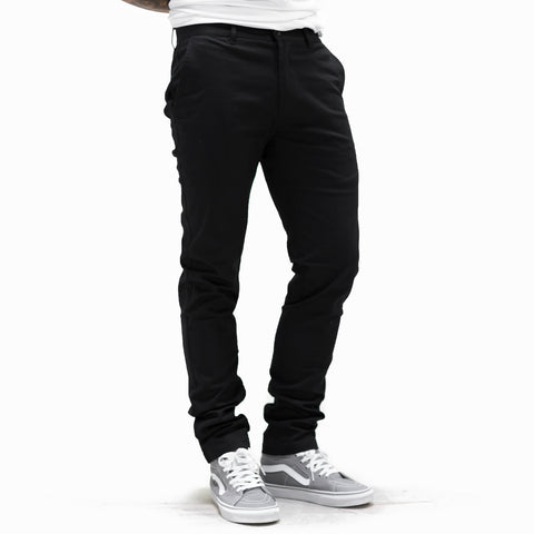 Slim Chinos - Black