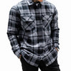 Imperial Flannel - Black / Grey