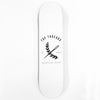 Imperial Skate Deck - White