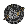 Hold Fast Think Fast Sticker - Gold