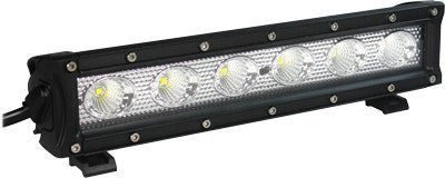 OPEN TRAIL-OPEN TRAIL - SINGLE ROW LED LIGHT BAR 10 INCH 5W BULBS pn# HML-B1030 FLOOD - planetrzr.com