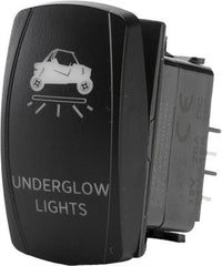 FLIP-UNDERGLOW LIGHTING SWITCH pn# SC1-AMB-L65 - planetrzr.com