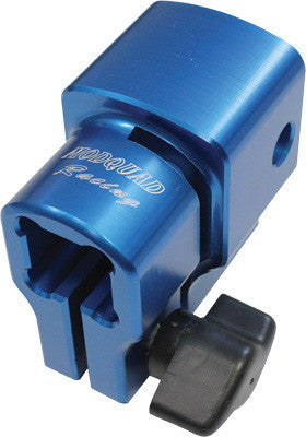 MODQUAD-GRAB HANDLE ANTI-RATTLE LOCK (BLUE) pn# RZR-OS-AR-1K-BL - planetrzr.com