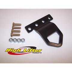 High Lifter-Front Tow Hook for Polaris RZR 1000 XP Black - planetrzr.com