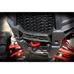 High Lifter-Front Tow Hook for Polaris RZR 1000 XP (2014) Red - planetrzr.com