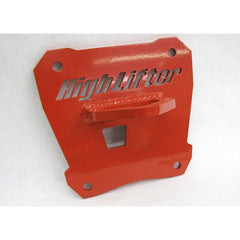 High Lifter-Rear Tow Hook for Polaris RZR 1000 XP, XP 4 (2014) Red - planetrzr.com