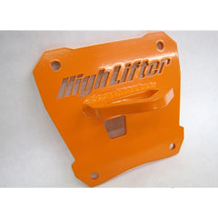 High Lifter-Rear Tow Hook for Polaris RZR 1000 XP, XP 4 (2014) Orange - planetrzr.com