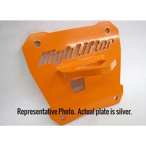 High Lifter-Rear Tow Hook for Polaris RZR 1000 XP, XP 4 (2014) Silver - planetrzr.com
