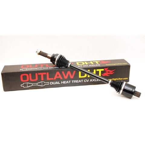 High Lifter-Outlaw DHT Axle for Polaris RZR Turbo Front - planetrzr.com