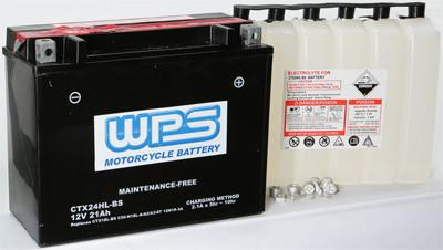 BATTERY MAINT FREE CTX24HL-BS