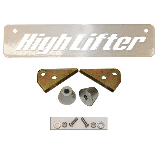 "High Lifter-3"" Signature Series Lift Kit Polaris RZR 800 6x6 - planetrzr.com"