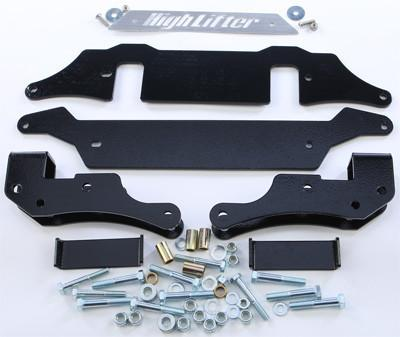 "3-5"" SIGNATURE SERIES LIFT KIT (BLACK)"